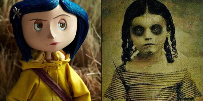 The Scary And Bizarre Folk Tale That Inspired The Movie Coraline